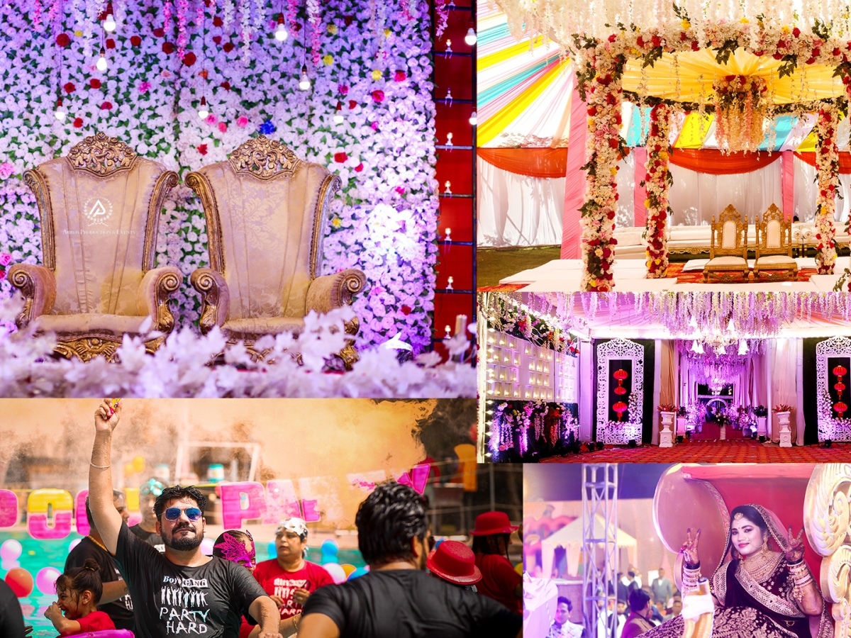 Abros Production & Events Book Now - 9806621318 Best Wedding Planner In Jabalpur